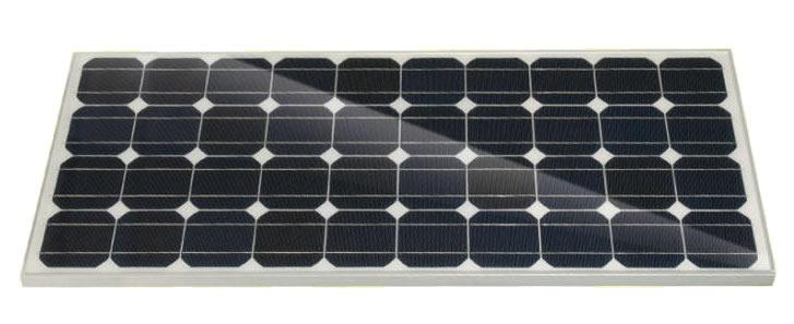 solar solarmodul carbest 100 w. Black Bedroom Furniture Sets. Home Design Ideas