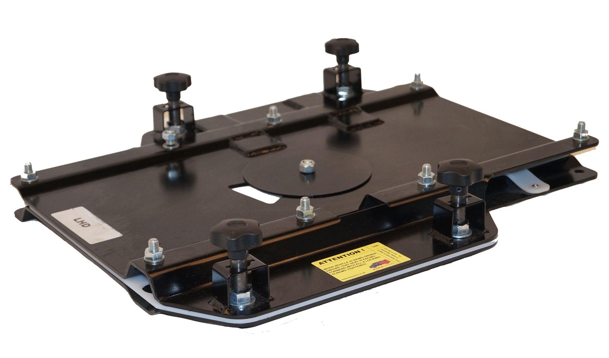 drehkonsolen und adapter drehkonsole beifahrer. Black Bedroom Furniture Sets. Home Design Ideas