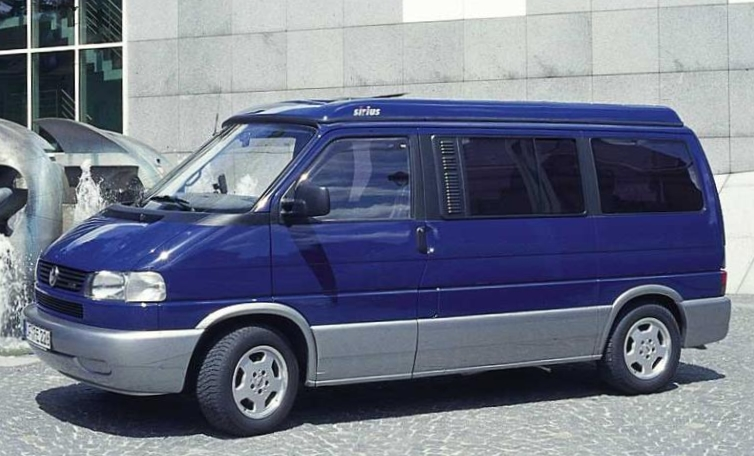 Zillka Mobile Reimo Easy Fit Vw T4 Kr